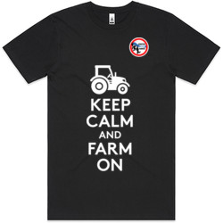 Keep Calm & Farm On (F9)
